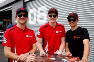 #912 EBM Porsche 911 GT3-R: Dirk Werner, Dennis Olsen, Matt Campbell