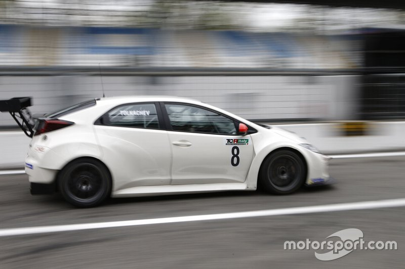 Lev Tolkachev, MM Motorsport, Honda Civic TCR