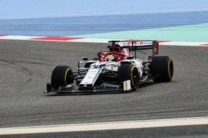 Mick Schumacher, Alfa Romeo Racing C38