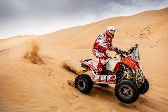 Rafal Sonik, Abu Dhabi Desert Challenge