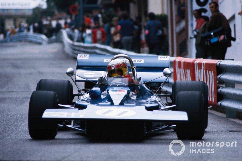 Джекі Стюарт, Tyrrell 003