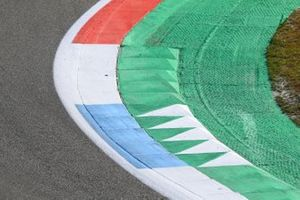 Randsteine am TT Circuit Assen