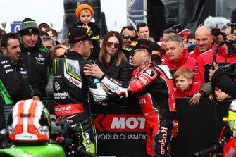 Джонатан Рей, Kawasaki Racing, Альваро Баутіста, Aruba.it Racing-Ducati Team