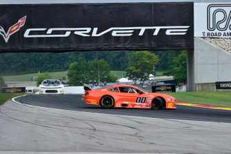#00 TA2 Ford Mustang driven by Ty Majeski of Newman Wachs Racing