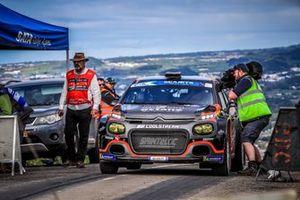Aleksey Lukyanuk, Aleksey Arnautov, Citroen C3 R5, Rallye Azores, FIA ERC