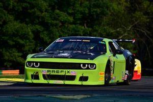 #11 TA2 Dodge Challenger driven by Brian Swank of Stevens Miller Racing