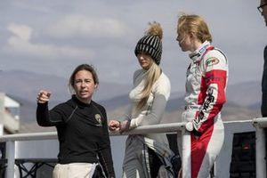 Alice Powell, Jessica Hawkins, Shea Holbrook