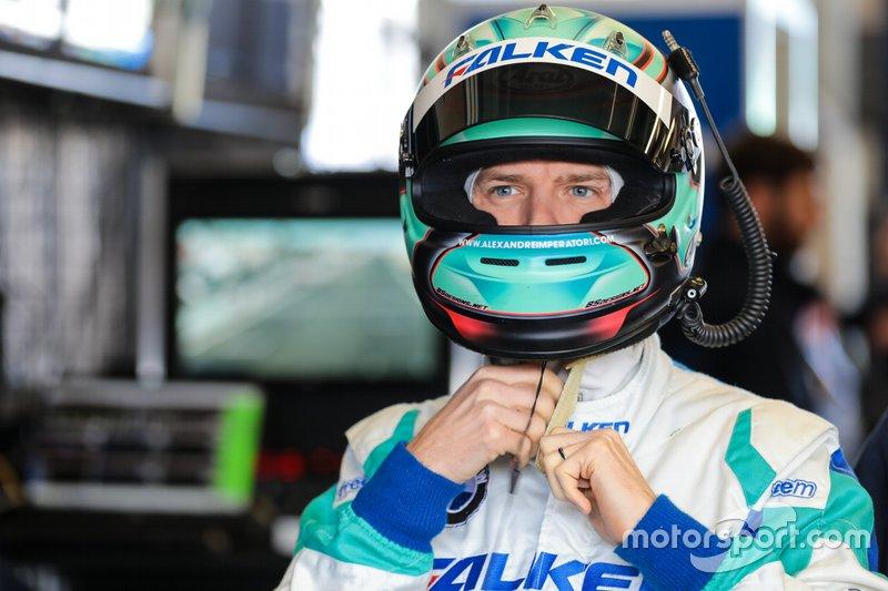 #3 Falken Motorsports BMW M6 GT3: Alexandre Imperatori