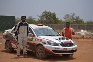Younus Ilyas and Harish Gowda