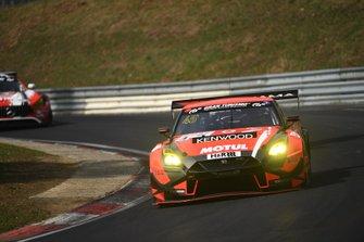 #45 Kondo Racing GT-R Nismo GT3: Tom Coronel, Takaboshi Mitsunori, Fujii Tomonobu, Matsuda Tsugio