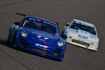 #7777 MP1A Porsche GT3 Cup driven by Paulo Lima, Neil Demetree, and Peter London of TLM Racing