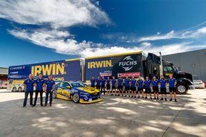 Автомобиль Holden Commodore ZB команды IRWIN Racing