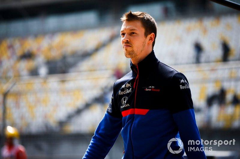 Даниил Квят (Toro Rosso, Red Bull), $ 71,8 млн