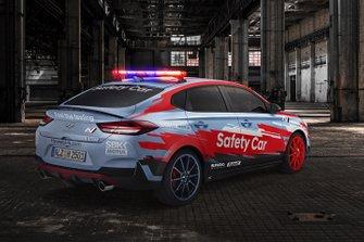 Hyundai i30Fastback N safety car