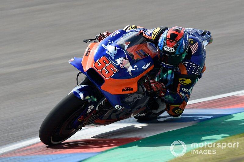 Хафіж Шахрін, Red Bull KTM Tech 3
