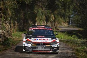 Kajetan Kajetanowicz, Maciej Szczepaniak, Volkswagen Polo R5, WRC, WRC 2, Tour de Corse