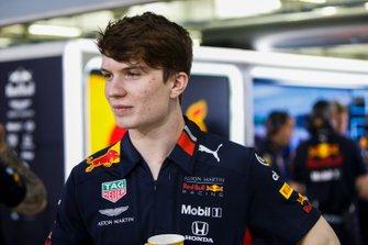 Daniel Ticktum, Development Driver, Red Bull Racing