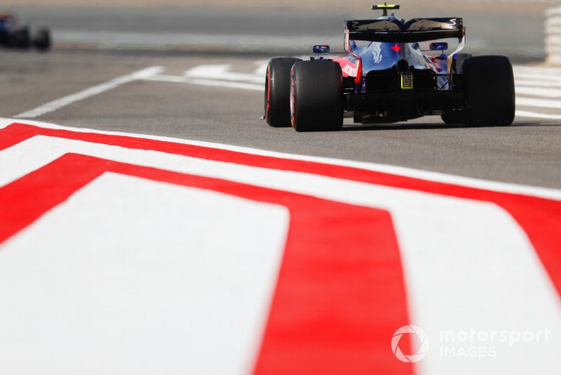 12. Александер Албон, Toro Rosso — 2