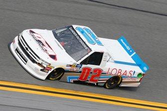 Tyler Dippel, Young's Motorsports, Chevrolet Silverado Lobas Productions