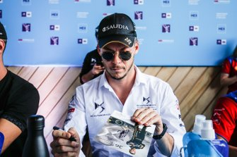 Andre Lotterer, DS TECHEETAH at the autograph session
