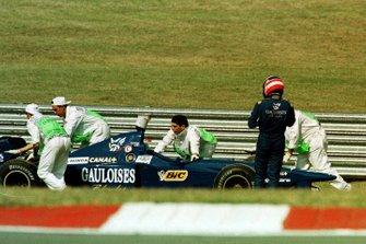Оливье Панис, Prost JS45 Mugen Honda