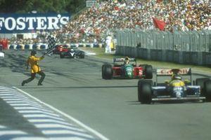 Nelson Piquet, Benetton