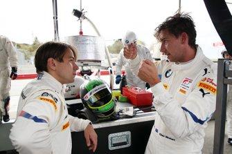 #42 BMW Team Schnitzer BMW M6 GT3: Augusto Farfus, Chaz Mostert