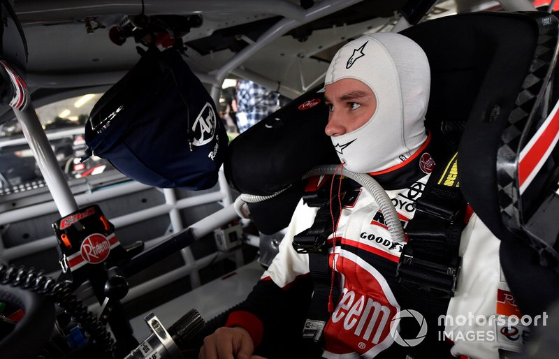 14. NASCAR Cup: Christopher Bell na Leavine Family Racing