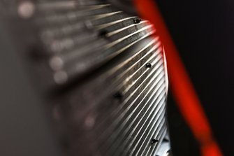 Detalle de la KTM RC16