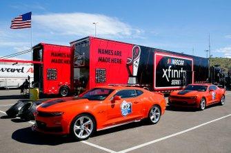 iK9 pace cars