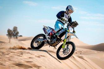أرون ماري، رالي دبي الصحراوي