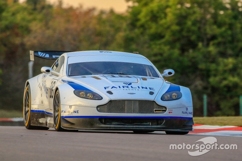 Plateau Aston Martin Masters Endurance Legends