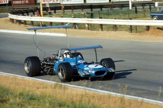 Jackie Stewart , Matra International