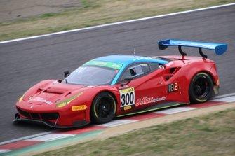 #300 TAIROKU RACING Ferrari 488 GT3