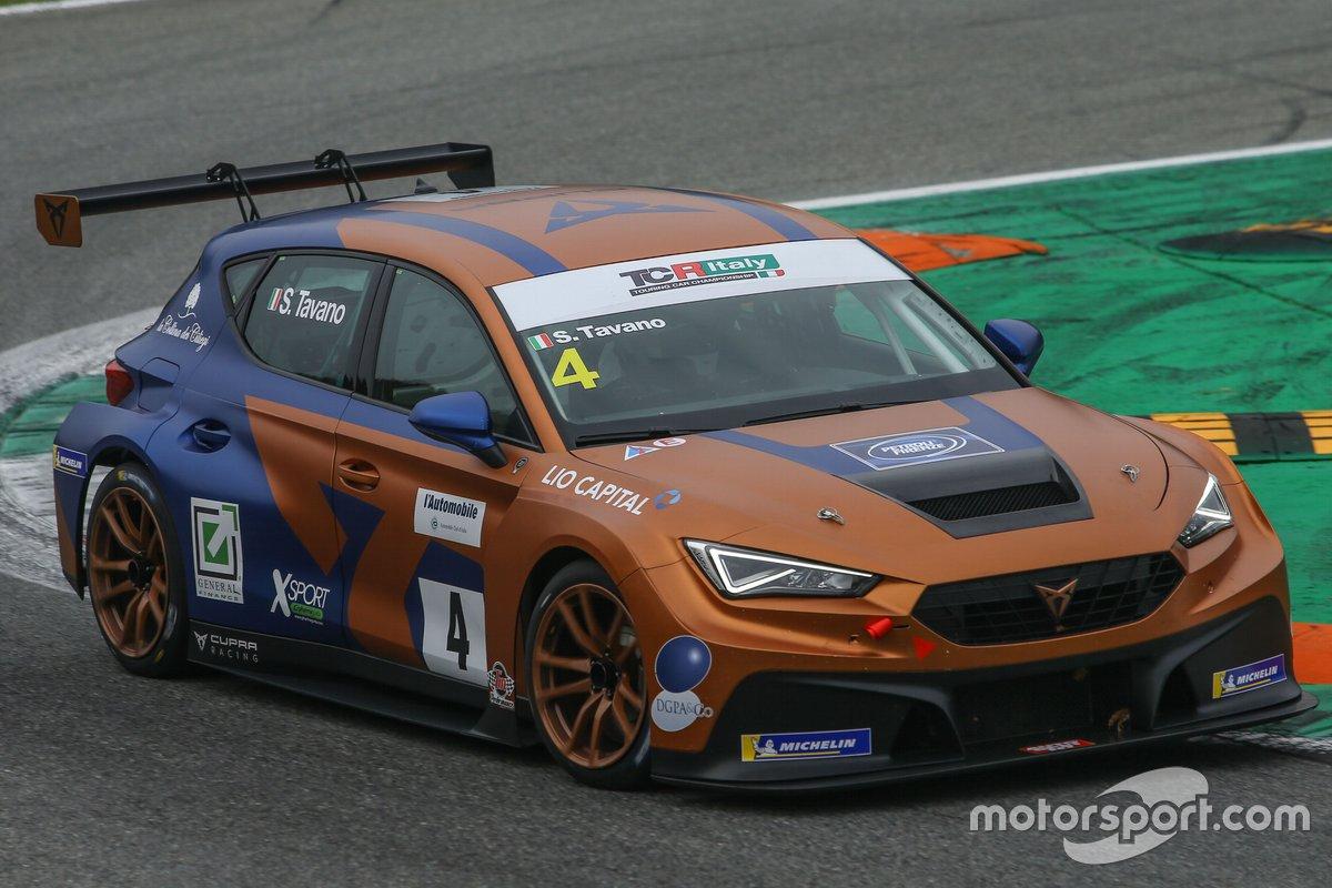 Salvatore Tavano, Scuderia del Girasole by Cupra Racing, Cupra Leon Competicion TCR