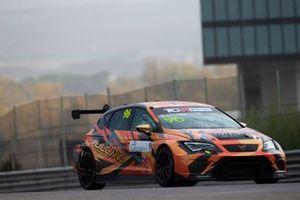 Mikel Azcona, Volcano Motorsport, Cupra TCR