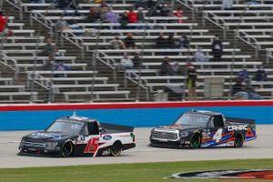 Tanner Gray, DGR-Crosley, Ford F-150 Ford Performance, Raphael Lessard, Kyle Busch Motorsports, Toyota Tundra CANAC