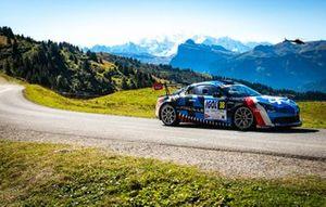 François Delecour, Jean-Rodolphe Guigonnet, Alpine A110 Rally