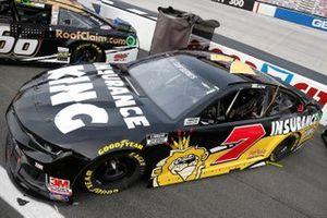 Josh Bilicki, Tommy Baldwin Racing, Chevrolet Camaro Insurance King