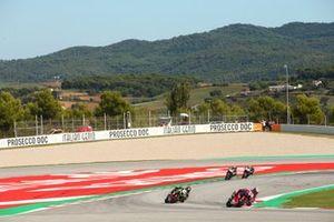 Leon Haslam, Team HRC, Xavi Fores, Kawasaki Puccetti Racing