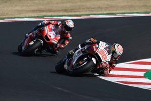 Takaaki Nakagami, Team LCR Honda, Andrea Dovizioso, Ducati Team