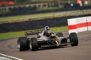 Greg Thornton, Lotus 91 Cosworth