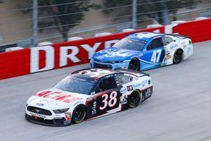 John H. Nemechek, Front Row Motorsports, Ford Mustang ACME, Ricky Stenhouse Jr., JTG Daugherty Racing, Chevrolet Camaro