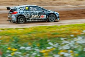 Natalie Barratt, Ford Fiesta ERX