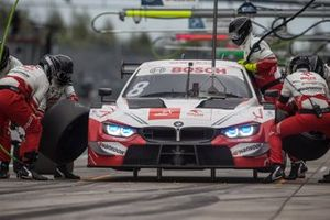 Robert Kubica, Orlen Team ART, BMW M4 DTM, pitstop