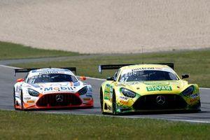 #47 HTP-Winward Motorsport Mercedes-AMG GT3 Evo: Indy Dontje, Maximilian Götz