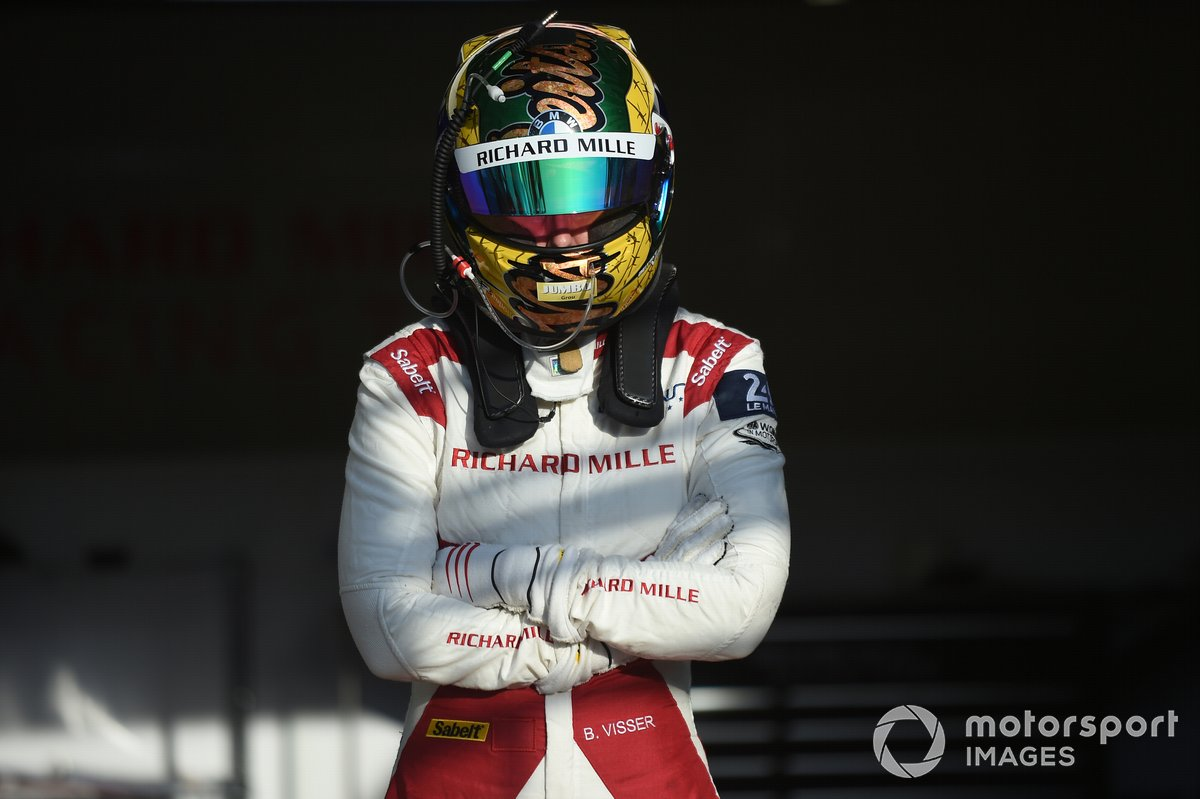 #50 Richard Mille Racing Team Oreca 07 - Gibson: Beitske Visser