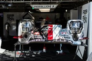 #3 Rebellion Racing - Rebellion R-13 - Gibson: Nathanae?l Berthon, Romain Dumas, Louis Delétraz