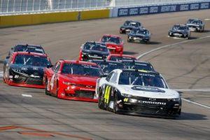Tommy Joe Martins, Martins Motorsports, Chevrolet Camaro AAN Adjusters, Jesse Little, JD Motorsports, Chevrolet Camaro JD Motorsports