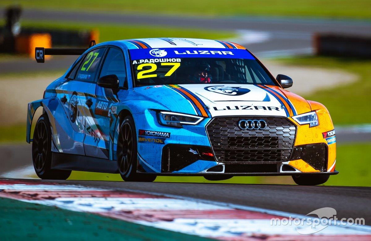 Audi RS3 – одна из наиболее успешных машин в русских гонках